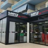 NUEVO SUPERMERCADO SIMPLY CITY EN LA PINEDA (TARRAGONA)