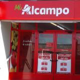 APERTURA MI ALCAMPO EN ALMUDEVAR (HUESCA)